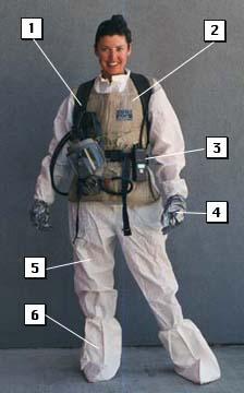 hazmat suit images |Cool Hazmat Vest